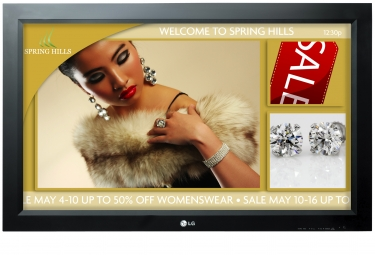 "(REFURBISHED) L.G (Refurbished) M3202CBA 32"" 720P LCD Widescreen"